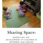different age children playing Shared Space pinterest image.