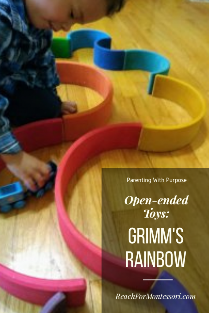 Grimm's rainbow pinterest image
