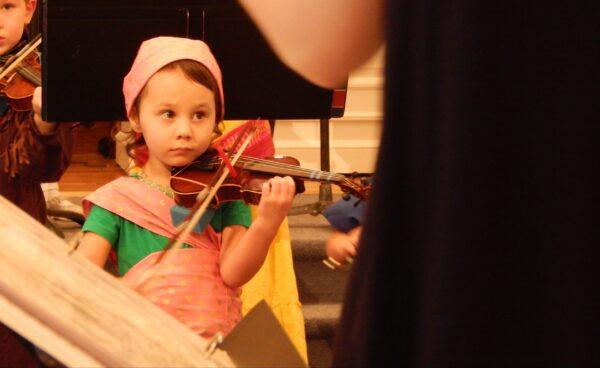 nurturing a c child's musical interests through music lesson