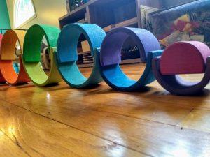 Grimm's Rainbow Activities