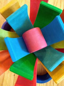 Grimm's Rainbow Activity