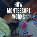how montessori works pinterest image.
