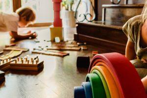 Montessori and Steiner (Waldorf) materials