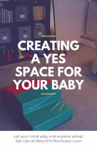 creating a yes space