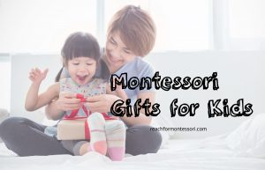 Link to Montessori gifts page