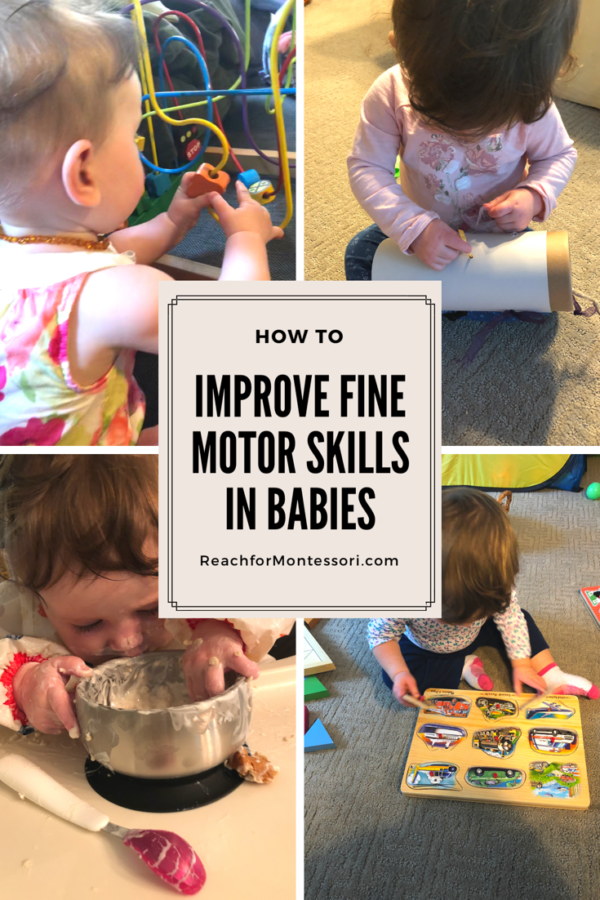 baby fine motor activities bead maze and puzzle