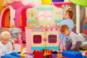 a traditional preschool setting