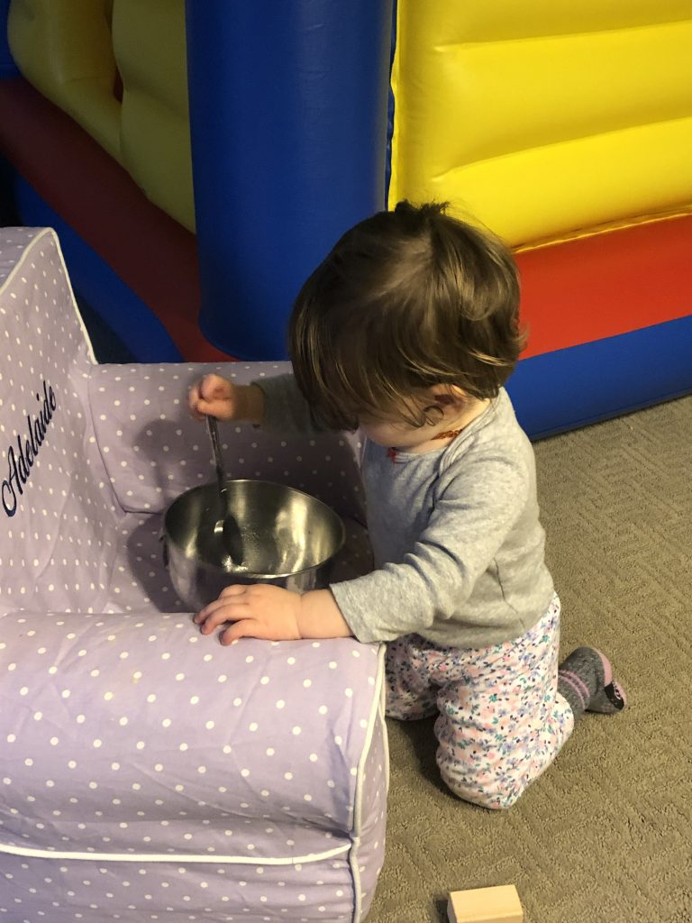 Child mixing