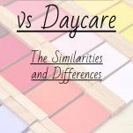 montessori vs daycare pinterest image.