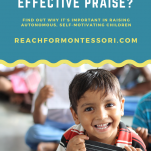 What is Effective praise? pinterest image.
