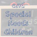 Montessori and Special Needs Pinterest Image.