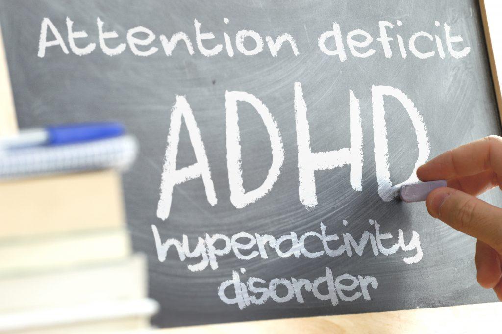 Chalkboard ADHD explanation