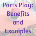 loose parts play pinterest image.