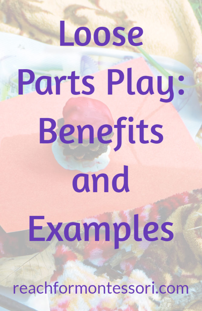 loose parts play pinterest image