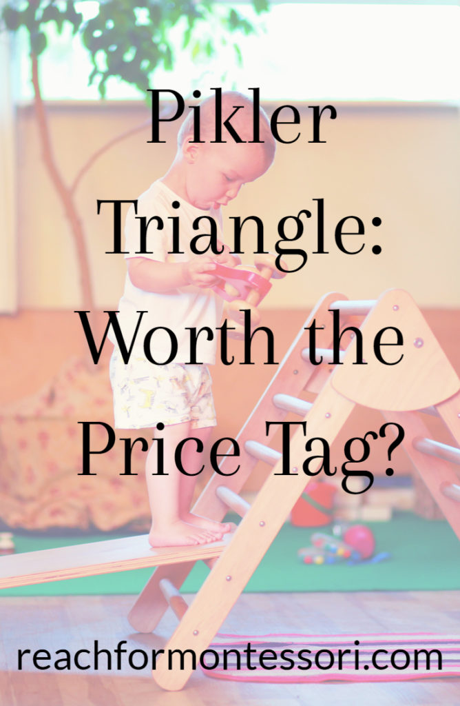 is a pikler triangle worth it?
