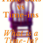 time-out vs time in pinterest graphic.