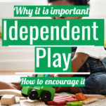 Independent Play graphic.
