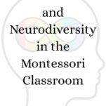 Normalization and Neurodiversity in the Montessori Classroom Pinterest image