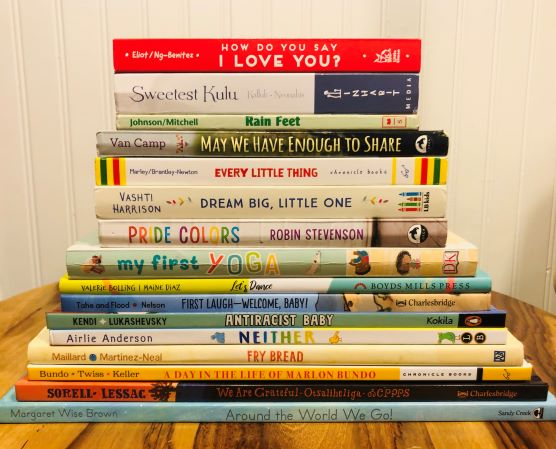 diverse books for kids featured image.