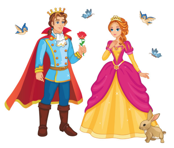why does montessori discourage characters cartoon prince and princess