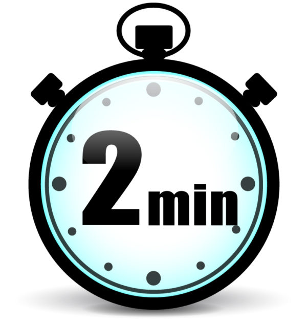 Teach Kids How To Share using a two minute timer.