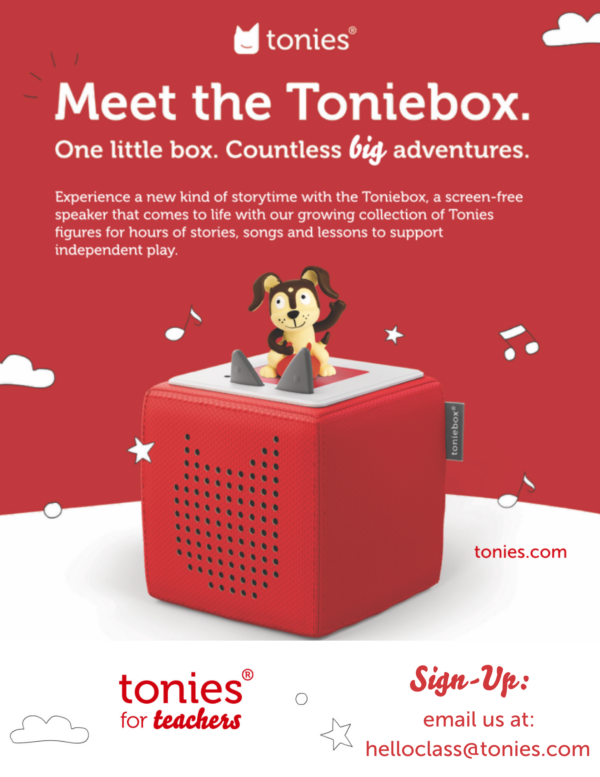 Image of Tonies box.