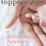 what is a topponicno image. A montessori newborn item.
