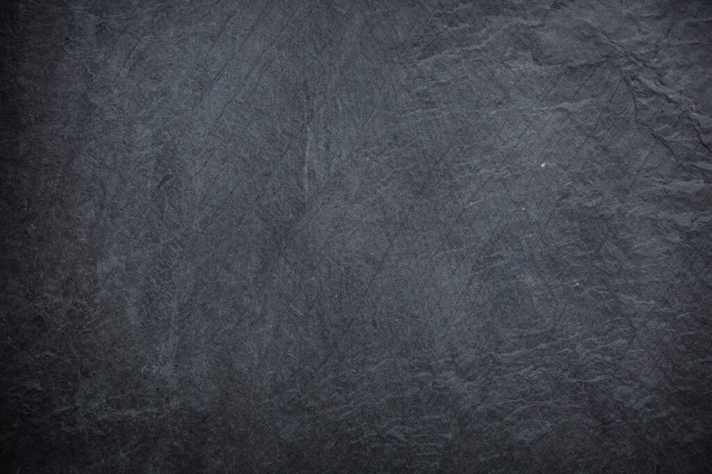 image of slate, as material used in the Montessori Thermic Tablets.